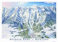 Bridger Bowl Montana