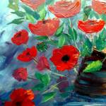 """Poppies"" by mazz"