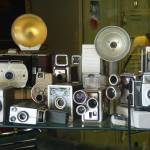 """Vintage Cameras, Dee Oberle"" by GypsyChicksPhotography"