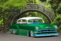 1954 Chevrolet Bel Air / In the Garden