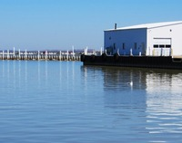 Sandusky Bay Reflections