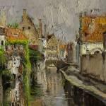 """""""Brugge"""" by OlegTrofimoff"""