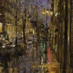 """""""Evening Rain in Paris"""" by OlegTrofimoff"""