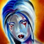 """""""BleedingEyeGirl"""" by tattooart"""