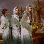 """Three Sisters Sojourn"" by spadecaller"