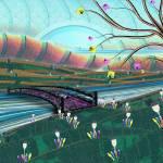 """""""Technoscape"""" by ShawnaRowe"""