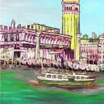 """""""Il campanile di San Marco"""" by Loredana_Messina"""