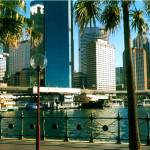 """Circular quay from the opera house"" by PhotoGraham"
