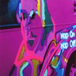 """Shakespeare on a Bus"" by bespokepix"