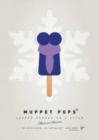 My MUPPET ICE POP - Gonzo