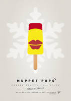 My MUPPET ICE POP - Janice