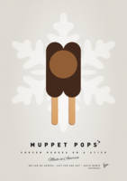 My MUPPET ICE POP - Rowlf