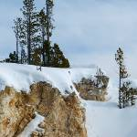 """_IGP4612.Artist Point.Yellowstone"" by SamSherman"