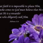"""Hebrews 11 6"" by debsmemories"