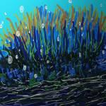 """""""Aqua Life I"""" by artbyshesh"""