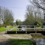 """Fradley Swing Bridge (30822-RDA)"" by rodjohnson"