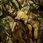 """""""Cubist Pieta"""" by jerrybacik"""