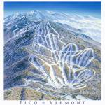 """Pico Vermont"" by jamesniehuesmaps"