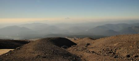 View from Mt Hood