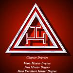 """Royal Arch Masonry Degrees"" by MasonicKnight"