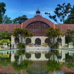 """Balboa Park Reflecting Pool – San Diego California"" by WaynePhotoGuy"