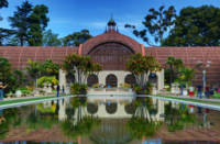 Balboa Park Reflecting Pool – San Diego California