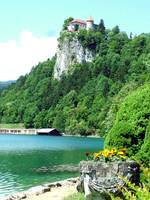 Lake Bled's Castle