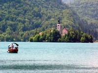 Boat Rides in Lake Bled