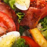 """Tomato and Bacon Salad"" by ArgosDesigns"