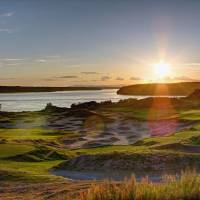 Chambers Bay Sunflare Art Prints & Posters by Chris Anderson