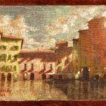 """""""Lucca at Sunset II"""" by ChristopherClark"""