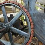 """Historic Water Wheel"" by liquidsunshine"