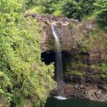 """Waterfall in Hawaii"" by 1greenthumb"