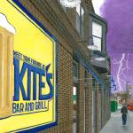 """Kites Bar and Grill"" by hokey"