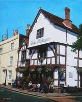 Duke of Wellington Tudor pub Southampton