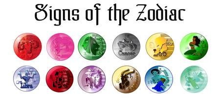 signs of the zodiac wht