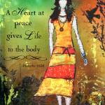 """""""Heart At Peace"""" by JanelleNichol"""