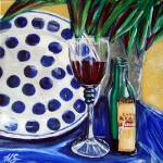 """Ode to Polish Pottery III"" by 88heather"