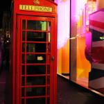 """London Red Phone Booth"" by halehmahbod"