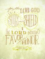 Sun & Shield - Psalm 84:11