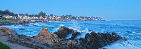 Pacific Grove Morning