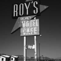 Route 66 - Roy's of Amboy, California Art Prints & Posters by Frank Romeo