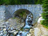 Edna Creek - Mount Rainier National Park