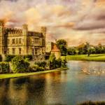 """Leeds Castle Landscape"" by ChrisLord"
