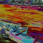"""Barche"" by Loredana_Messina"