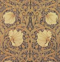 'Pimpernel' wallpaper design, 1876