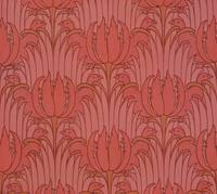 Wallpaper designed by Voysey, Victorian