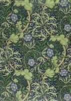 Seaweed Wallpaper Design, printed by John Henry De