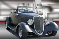1934 Ford Cabriolet II