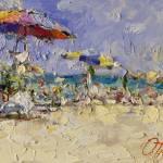 """Sandy Beach"" by OlegTrofimoff"